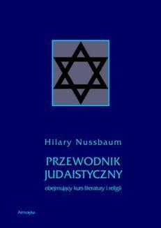 Chomikuj, ebook online Przewodnik judaistyczny obejmujący kurs literatury i religii. Hilary Nussbaum