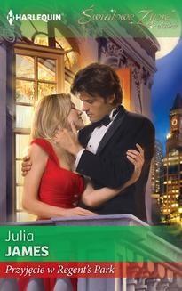 Chomikuj, ebook online Przyjęcie w Regent's Park. Julia James