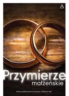 Chomikuj, ebook online Przymierze małżeńskie. redakcja: Mirosław Rucki