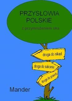 Chomikuj, ebook online Przysłowia polskie. Z przymrużeniem oka. Mander