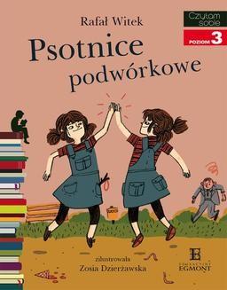 Chomikuj, ebook online Psotnice podwórkowe. Rafał Witek