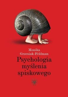 Ebook Psychologia myślenia spiskowego pdf