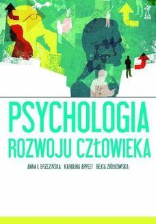 Chomikuj, ebook online Psychologia rozwoju człowieka. Anna Brzezińska
