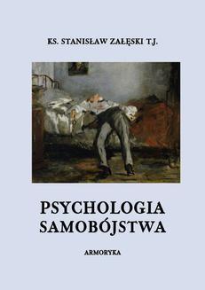 Ebook Psychologia samobójstwa pdf