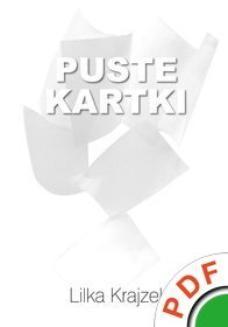 Ebook Puste kartki pdf