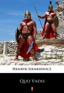Chomikuj, ebook online Quo Vadis. A Narrative of the Time of Nero. Henryk Sienkiewicz
