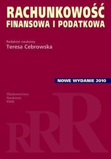 Ebook Rachunkowość finansowa i podatkowa pdf