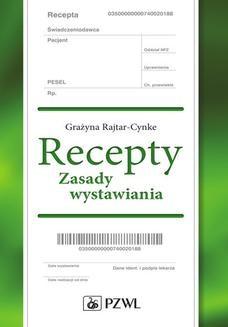 Ebook Recepty. Zasady wystawiania pdf
