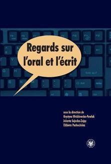 Ebook Regards sur l oral et l écrit pdf