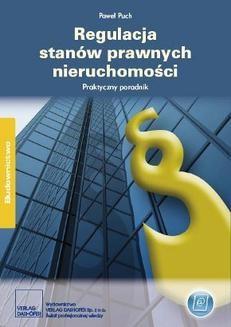 Chomikuj, ebook online Regulacja stanów prawnych nieruchomości. Paweł Puch