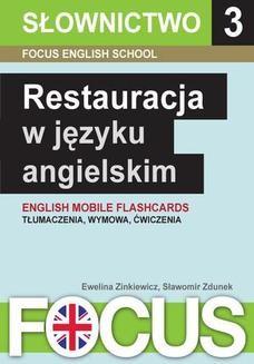 Chomikuj, ebook online Restauracja w języku angielskim. Focus English School s.c.