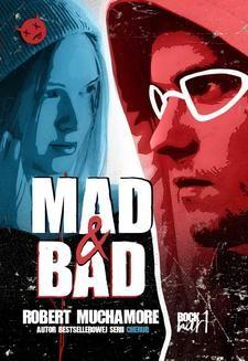 Chomikuj, ebook online Rock War 1. Mad and Bad. Robert Muchamore