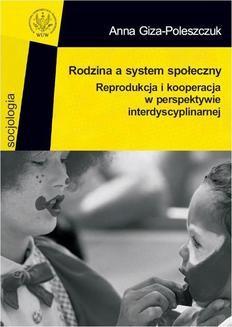 Ebook Rodzina a system społeczny pdf