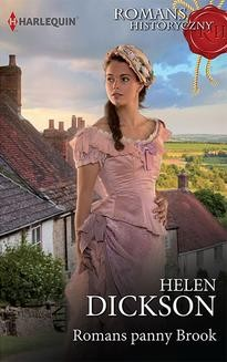 Chomikuj, pobierz ebook online Romans panny Brook. Helen Dickson