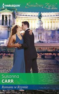Chomikuj, ebook online Romans w Rzymie. Susanna Carr