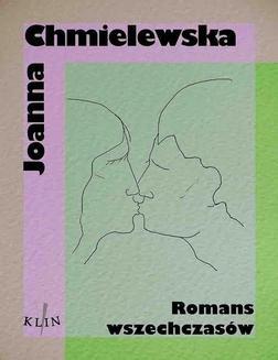 Chomikuj, ebook online Romans wszech czasów. Joanna Chmielewska