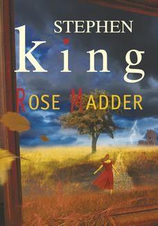 Chomikuj, ebook online Rose Madder. Stephen King