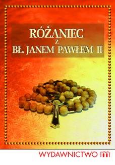 Ebook Różaniec z Janem Pawłem II pdf