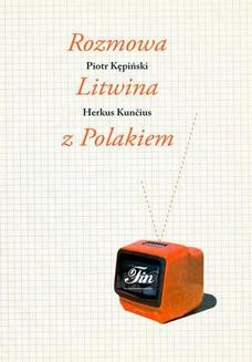Ebook Rozmowa Litwina z Polakiem pdf