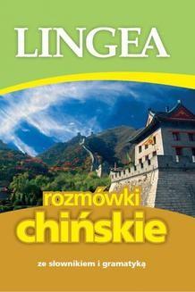 Chomikuj, ebook online Rozmówki chińskie. Lingea