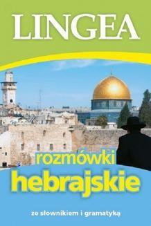 Chomikuj, ebook online Rozmówki hebrajskie. Lingea