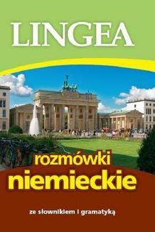 Chomikuj, ebook online Rozmówki niemieckie. Lingea
