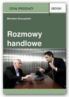 Chomikuj, ebook online Rozmowy handlowe. Mirosław Smoczyński