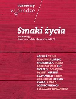 Ebook Rozmowy W drodze. Smaki życia pdf