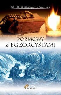 Ebook Rozmowy z egzorcystami pdf