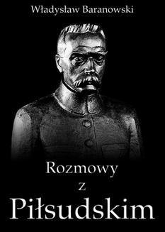 Ebook Rozmowy z Piłsudskim pdf