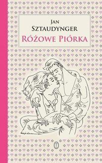 Chomikuj, ebook online Różowe piórka. Jan Sztaudynger