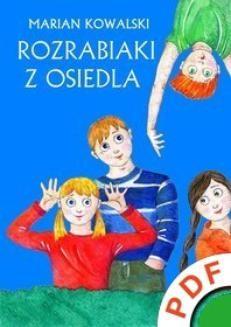 Ebook Rozrabiaki z osiedla pdf