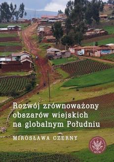 Ebook Rozwój zrównoważony obszarów wiejskich na globalnym Południu pdf