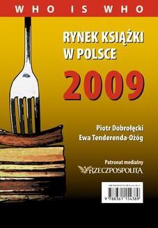 Chomikuj, ebook online Rynek książki w Polsce 2009. Who is who. Piotr Dobrołęcki