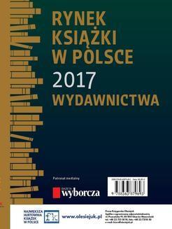 Chomikuj, ebook online Rynek książki w Polsce 2017. Wydawnictwa. Paweł Waszczyk