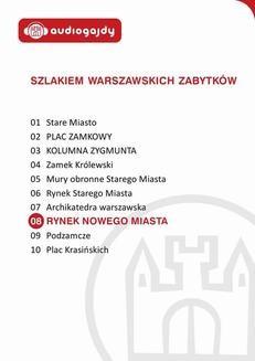 Chomikuj, ebook online Rynek Nowego Miasta. Szlakiem warszawskich zabytków. Ewa Chęć