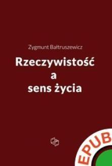Ebook Rzeczywistość a sens życia pdf