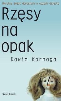 Chomikuj, ebook online Rzęsy na opak. Dawid Kornaga