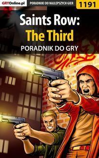 Chomikuj, ebook online Saints Row: The Third – poradnik do gry. Mateusz 'Boo' Bartosiewicz