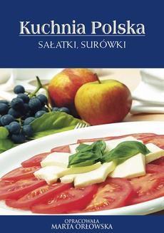 Ebook Sałatki, surówki pdf