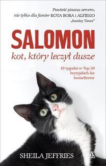 Chomikuj, ebook online Salomon – kot, który leczył dusze. Sheila Jeffries