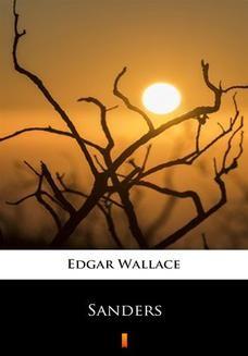 Chomikuj, ebook online Sanders. Edgar Wallace