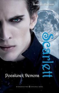 Chomikuj, ebook online Scarlett. Pocałunek Demona. Barbara Baraldi