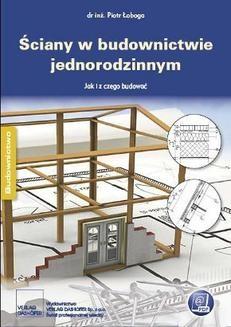 Chomikuj, ebook online Ściany w budownictwie jednorodzinnym. Piotr Łoboda