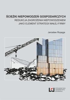 Ebook Ścieżki niepowodzeń gospodarczych. Redukcja zagrożenia nie-powodzeniem jako element strategii małej firmy pdf
