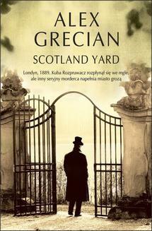 Chomikuj, ebook online Scotland Yard. Alex Grecian
