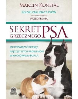 Chomikuj, ebook online Sekret grzecznego psa. Jak rozwiązać dziesięć najczęstszych problemów w wychowaniu pupila. Marcin Konefał