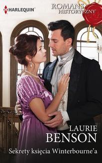 Chomikuj, ebook online Sekrety księcia Winterbourne a. Laurie Benson