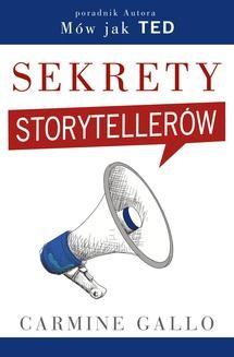 Ebook Sekrety storytellerów pdf