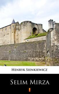 Chomikuj, ebook online Selim Mirza. Henryk Sienkiewicz